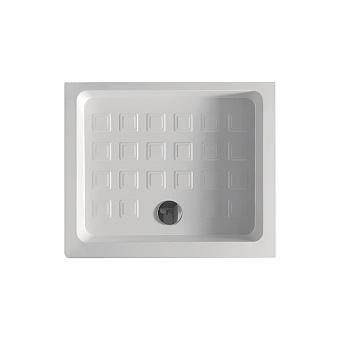 KERASAN Retro поддон прямоуг. 80х96см SX, диаметр слива 90, цвет белый