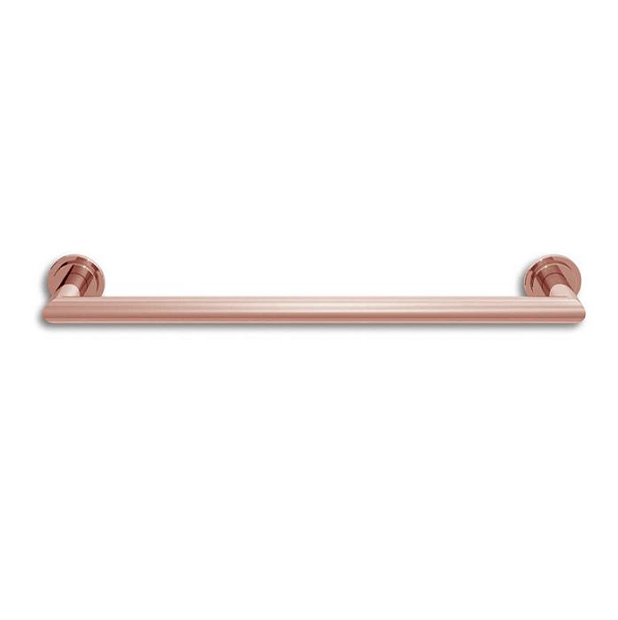 Bertocci Cento Полотенцедержатель 62,5 см, подвесной, цвет: розовое золото