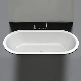 BETTE Starlet Flair Oval Ванна 178х78х42 см, с шумоизоляцией, BetteGlasur® Plus, антислип, цвет: белый