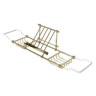 Devon&Devon First Class Решетка для ванны с подставкой для планшета, цвет: светлое золото
