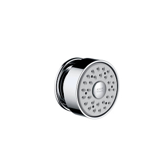 Axor ShowerSolutions Боковая форсунка, 65мм, ½', розетка круглая, цвет: хром