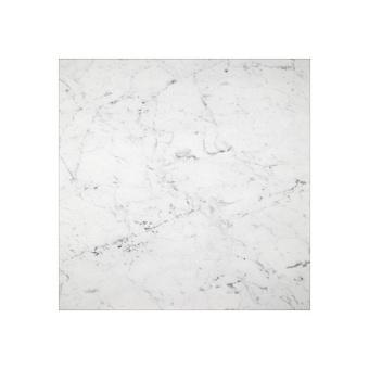 Devon&Devon Atelier Petit Marbre Плитка из натурального камня 40x40см, универсальная, мрамор, plain, цвет: white carrara