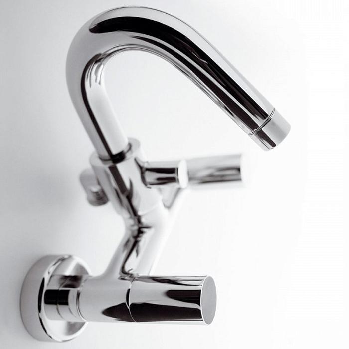 Bongio Aqua, Смеситель для ванны ,цвет: хром