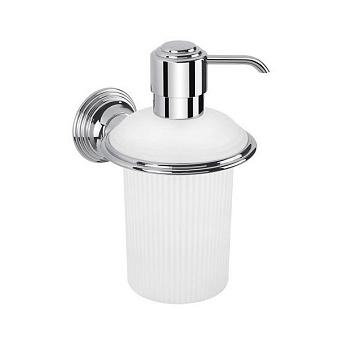 Colombo Hermitage B9335 Дозатор для жидкого мыла, хром
