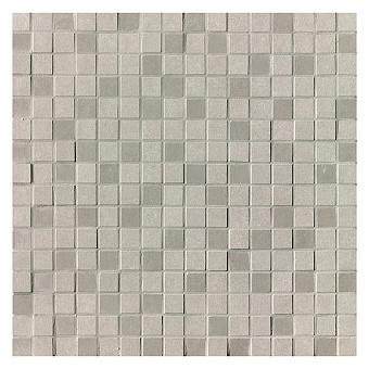 Fap Bloom Керамическая плитка 30,5x30,5см., для ванной, настенная, мозаика, цвет: grey