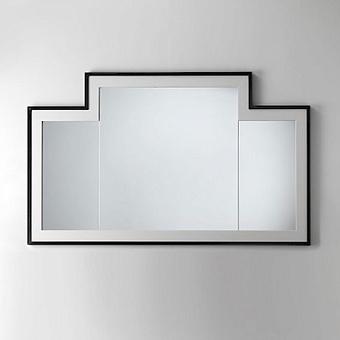 Devon&Devon Vogue 1 Зеркало, цвет: deep black/cream