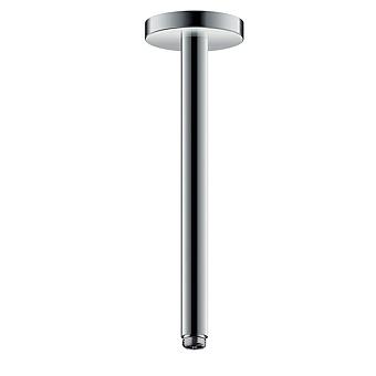 Axor ShowerSolutions Держатель верхнего душа, потолочный, 300 мм, цвет: хром