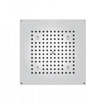 BOSSINI DREAM-CUBE Верхний душ 370 x 370 мм с 4 LED (белый), блок питания/управления, цвет: хром
