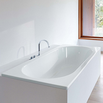 BETTE Starlet Ванна 170х75х42 см, с шумоизоляцией, цвет: белый