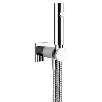 """Gessi Rilievo Гигиенический душ настенный на 1/2"""", цвет: хром"""