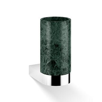 Decor Walther Century WMG Стакан подвесной, мраморный, цвет: marmo verde / хром