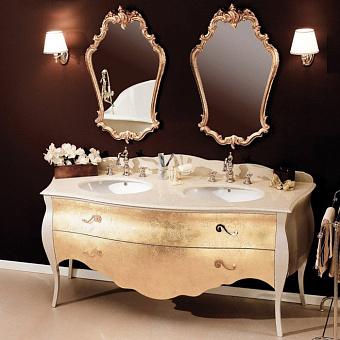 Gaia Tristan Комплект мебели 175x62x83 см, Madreperla Cipri / золото