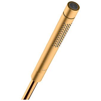 Axor Starck Ручной душ с 2 режимами, цвет: шлифованное золото