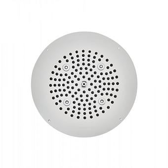 BOSSINI DREAM-OKI Верхний душ Ø 370 мм, с 4 LED RGB, блок питания/управления, Cromoterapia, цвет: хром