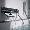Zucchetti Pan+ Однорычажный смеситель для ванны-душа, цвет хром