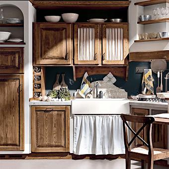 Kerasan Hannah Essex Раковина кухонная 608x456x254 мм, без отв под смеситель, цвет: белый
