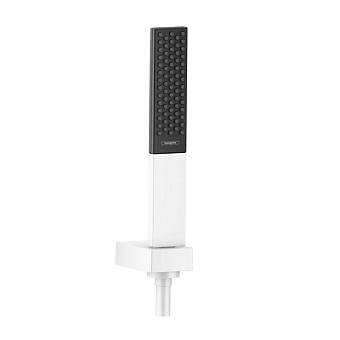 Hansgrohe Rainfinity Ручной душ с гибким шлангом 125 см, цвет: белый матовый