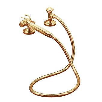 Cristal et Bronze Star Гигиенический набор, цвет золото 24 к.