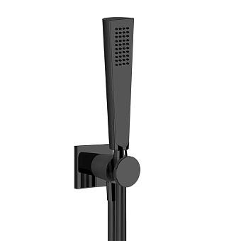 """Gessi Rilievo Гигиенический душ настенный на 1/2"""", цвет: nero XL"""