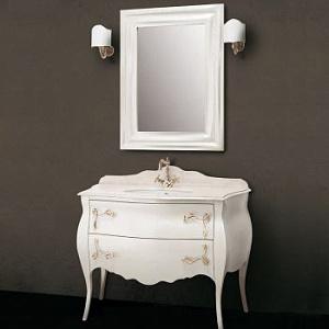 Мебель для ванной комнаты Gaia Seta