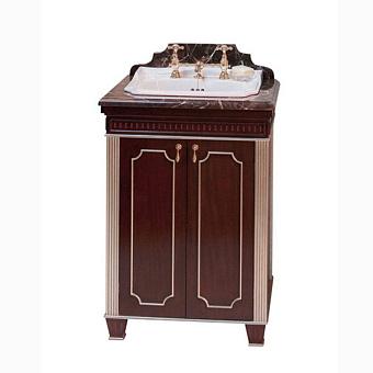 Gentry Home Marlon Комплект мебели 63,5х90х48,5 см с раковиной и марморным топом