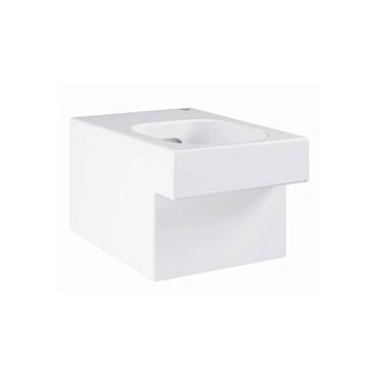 Grohe Cube Ceramic Унитаз 56x37 см, подвесной, слив в стену, цвет: белый