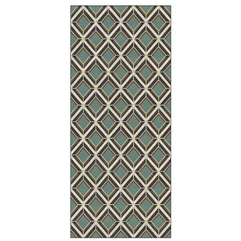 Ornamenta Operae Керамическая плитка 120х278см, настенная, декор: Mirror Green