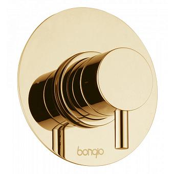 Bongio T Mix Встраиваемый смеситель для душа, цвет: золото