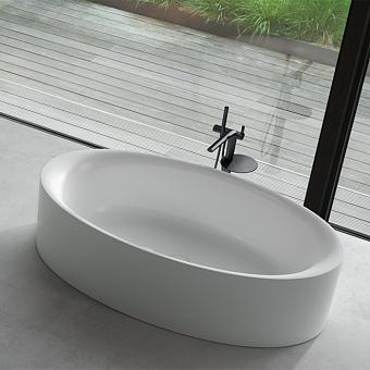 Bette Eve Oval Silhouette Ванна 180х100х45см, отдельностоящая  цвет: белая