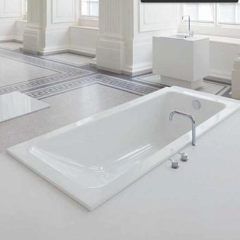 BETTE One Relax Ванна с шумоизоляцией 190х90х45, покрытием анти-слип, цвет белый