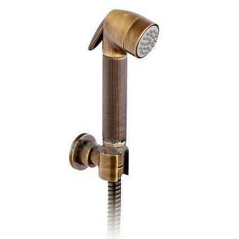 Nicolazzi Doccia Гигиенический душ, цвет: бронза