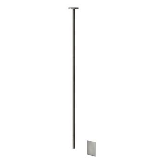 Gessi 316 Смеситель для раковины, потолочный, электронный, цвет: Steel Brushed