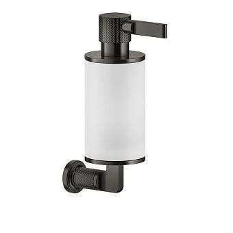 Gessi Inciso Дозатор для жидкого мыла настенный, цвет: белый/nero XL