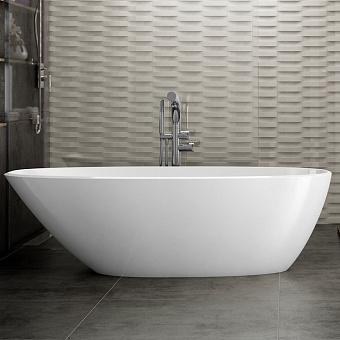 Victoria + Albert Mozzano, Ванна 164.5х74.1 см, цвет: белый
