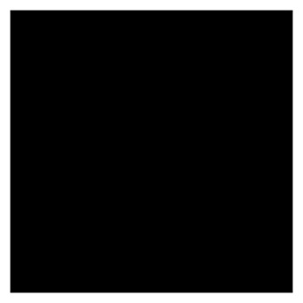AVA Absolute Керамогранит 60х60см, универсальная, натуральный ректифицированный, цвет: absolute black