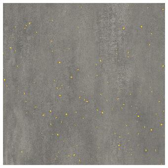 Lea Ceramiche Concreto Керамогранит 120x120x0.6см, универсальный, неглазурованный, декор drops gold, цвет: medium/противоскользящая