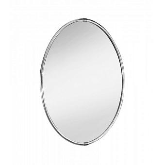 Зеркало косметическое Bongio Axel, подвесной монтаж, цвет: хром