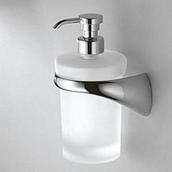 Colombo Link, сосуд для жидкого мыла, стекло