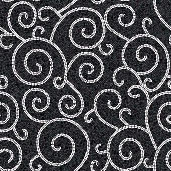 Trend Artistic Mosaic Мозаика 126.4x126.4см, настенная, стекло, декор: Minnagara C