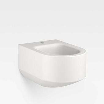 Armani Roca Baia Биде подвесное 56x38x30см с 1 отв. под смеситель, цвет: off-white