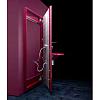 Karol KS comp. №1, комплект подвесной мебели 105+36 см. цвет: Красный глянцевый