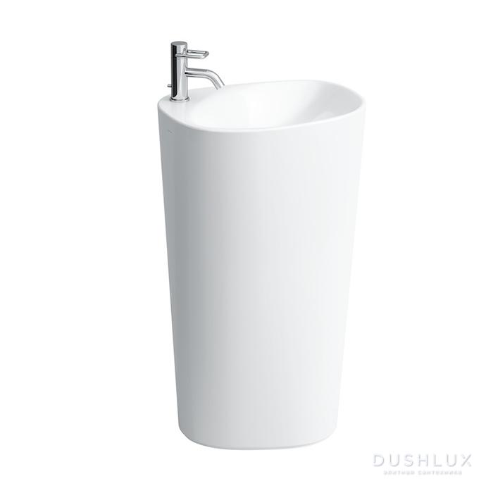 Laufen Palomba  Раковина напольная 525х435х900мм с 1 отв. под смеситель, цвет: белый