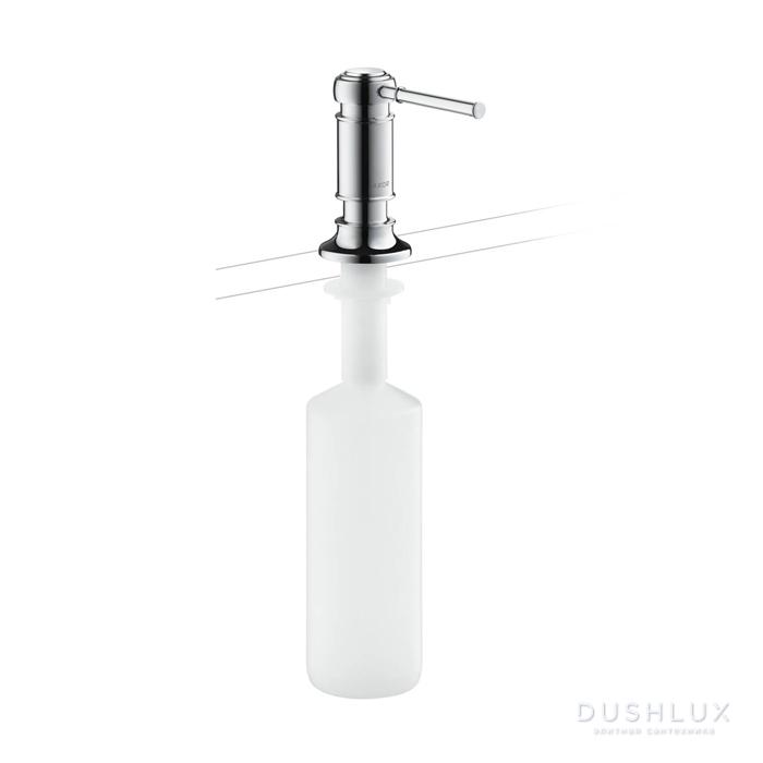 Axor Montreux Диспенсер для мытья посуды, подвесной, цвет: хром