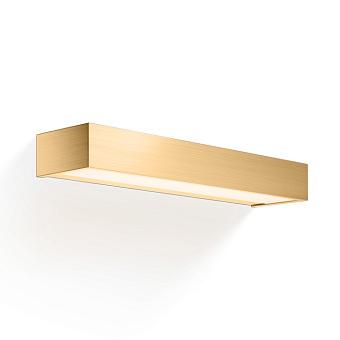 Decor Walther Box 40 N LED Светильник настенный 40x10x5см, светодиодный, 1x LED 20.6W,  цвет: золото матовое