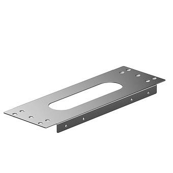 Axor Монтажная панель для монтажа на плитку, цвет: хром