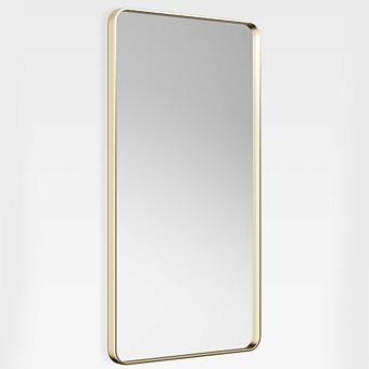 Armani Roca Baia Зеркало 60х5.5х110см с металлической рамкой, цвет: greige