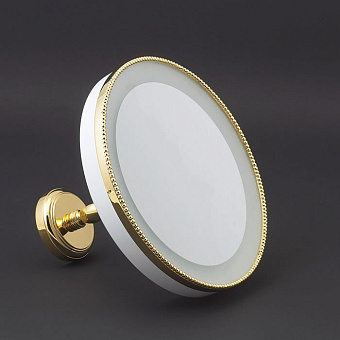 Cristal et Bronze Prestige Зеркало косметическое настенное, диаметр 25 см