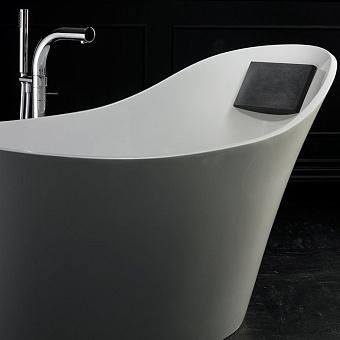Victoria+Alberto Amalfi Подголовник для ванны, цвет: черный