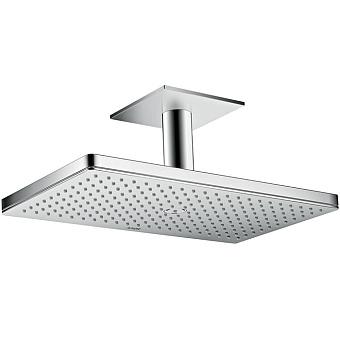 Axor ShowerSolutions Верхний душ 460 х 270мм, 1jet, с потолочным держателем 100мм, цвет: хром