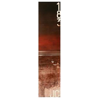 Cinier Dock 183 Дизайн-радиатор 220x50 см. 1379 W